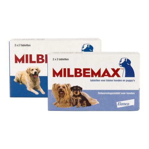 Milbemax Wurmkur für den Hund