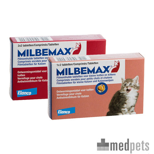 Produktbild von Milbemax Katze