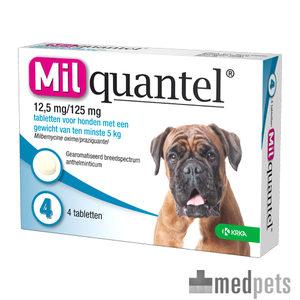 Product afbeelding van Milquantel Hond