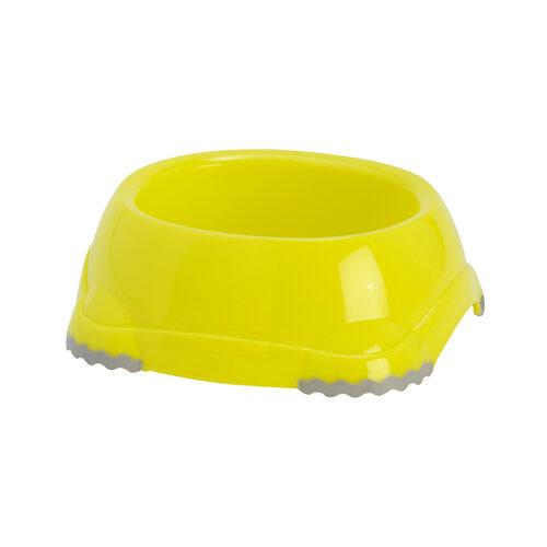 Moderna Plastic Katteneetbak Smarty - Geel
