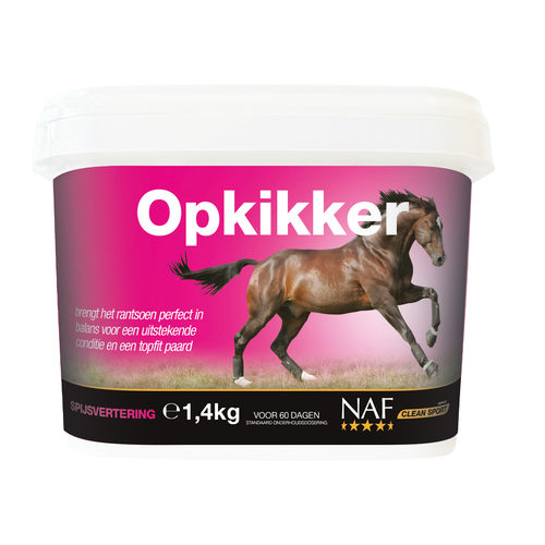 NAF Opkikker (In The Pink Powder)