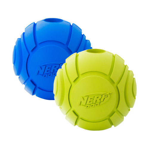 Nerf Rubber Curve Bal