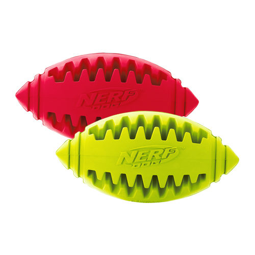 Nerf Teether Football