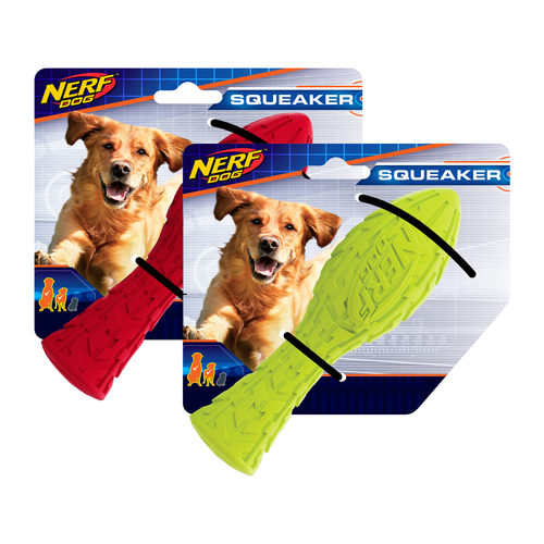Nerf Dog Tire Squeak Aero