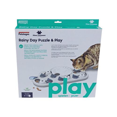 Nina Ottosson Puzzle and Play - Rainy Day
