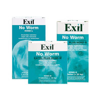No Worm Exitel Plus Dogs