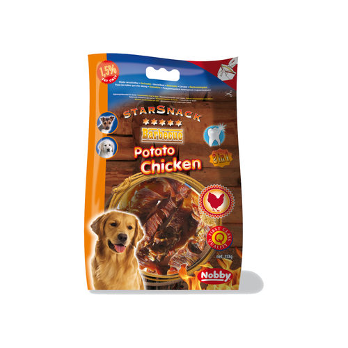 Nobby - Starsnack Barbecue Potato Chicken