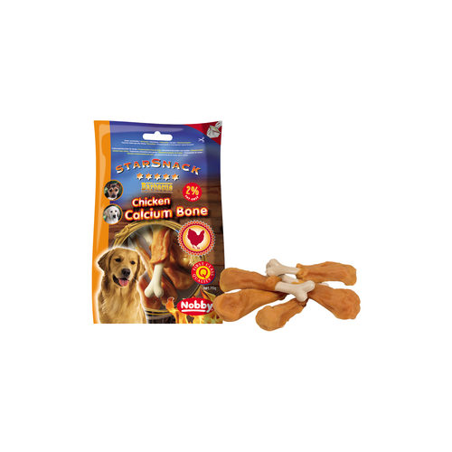 Nobby - Starsnack BBQ Chicken Calcium Bone