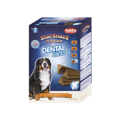 Nobby - Starsnack Dental Sticks