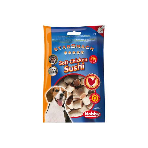 Nobby - Starsnack Soft Chicken Sushi