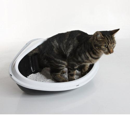 Nobby (hoek-)kattenbak Concha