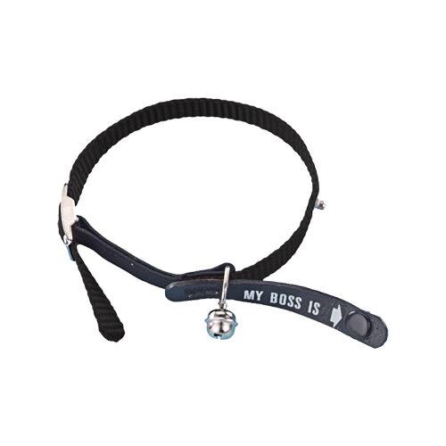 Nobby Kattenhalsband - Zwart