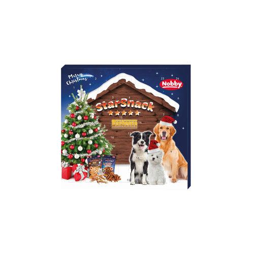 Nobby Starsnack Adventskalender für Hunde