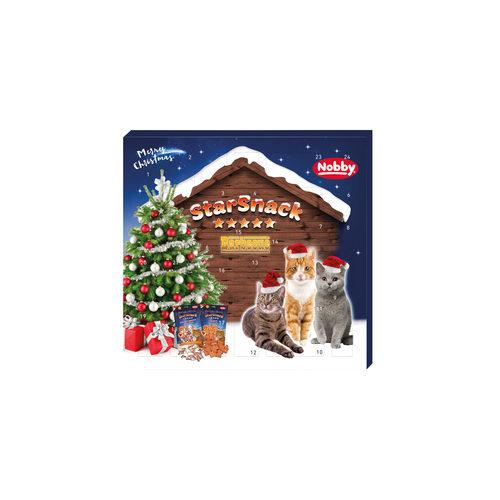 Nobby Starsnack Adventskalender für Katzen
