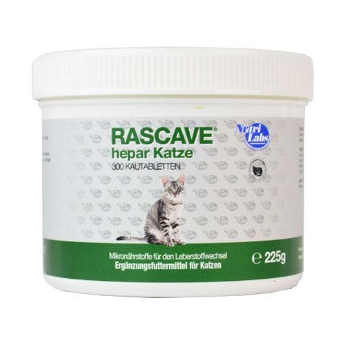 Nutrilabs Rascave hepar für Katzen