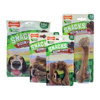 Nylabone Healthy Edibles Snacks Bison