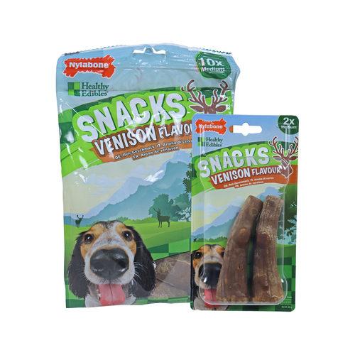 Nylabone Healthy Edibles Snacks Hert