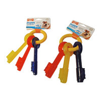 Nylabone Teething Puppy Keys