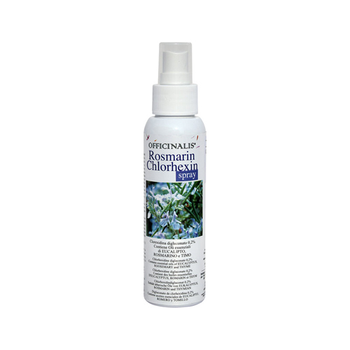 Officinalis Rosmarin Chlorhexin Spray