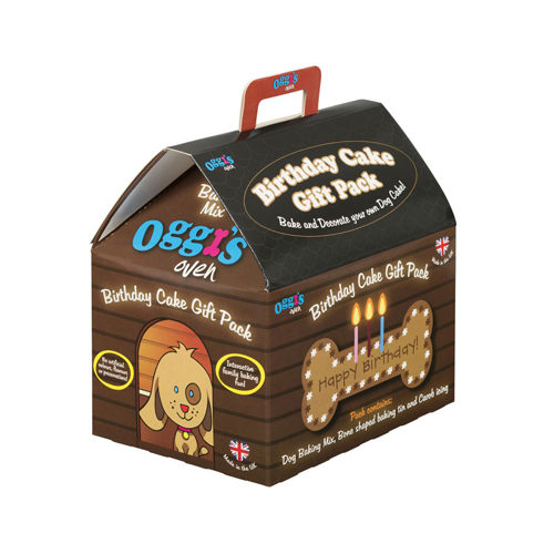 Oggi's Oven Birthday Gift Box