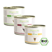 OrganicVet Cat BioVet - Mix - Blik