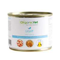 OrganicVet Cat Low Calorie - Blik