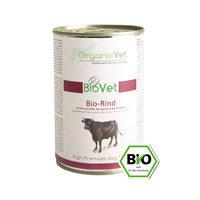 OrganicVet Dog BioVet - Biologische Rund - Blik