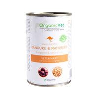 OrganicVet Dog Veterinary Diet Single Protein - Kangoeroe - Blik