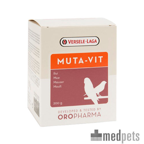 Product afbeelding van Oropharma Muta-Vit