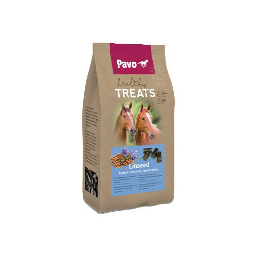 Pavo Healthy Treats Linseed
