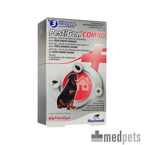 Product afbeelding van Pestigon Combo Spot-on Hond