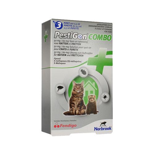 Pestigon Combo Spot-on Kat en Fret