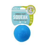 Planet Dog Orbee Tuff Squeak Ball - Blauw