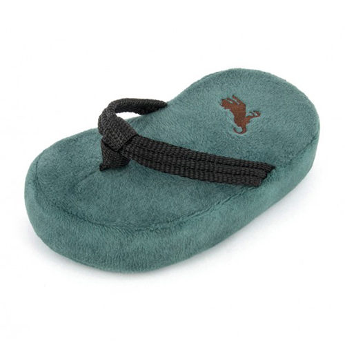 P.L.A.Y. Pet Globetrotter Pluche - Slipper