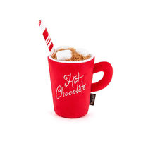 P.L.A.Y. Pet Holiday Classic Pluche - Hot Chocolate