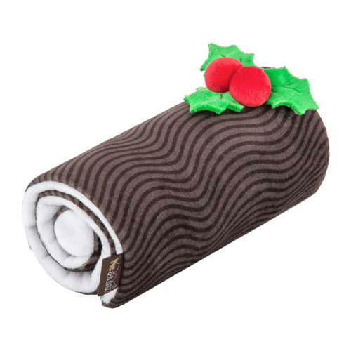 P.L.A.Y. Pet Holiday Classic Pluche - Yule Log