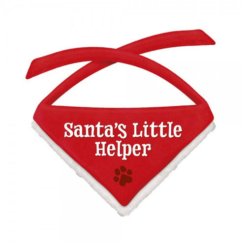 Plenty Gifts - Bandana Santa's Little Helper