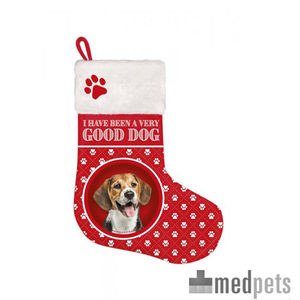 Product afbeelding van Plenty Gifts - Kerstsok Beagle