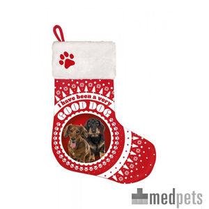 Product afbeelding van Plenty Gifts - Kerstsok Dashond