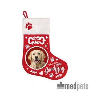 Product afbeelding van Plenty Gifts - Kerstsok Golden Retriever