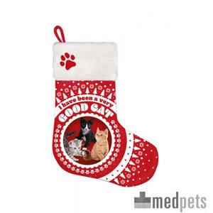 Product afbeelding van Plenty Gifts - Kerstsok Kittens