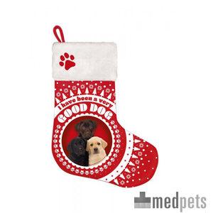 Product afbeelding van Plenty Gifts - Kerstsok Labrador Pups