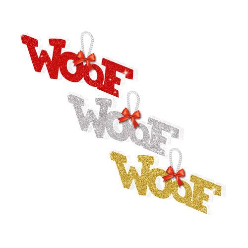 Plenty Gifts - WOOF & MEOW Weihnachtsdekoration