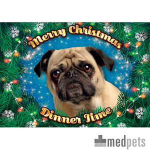 Product afbeelding van Plenty Gifts - Xmas Placemat Mopshond