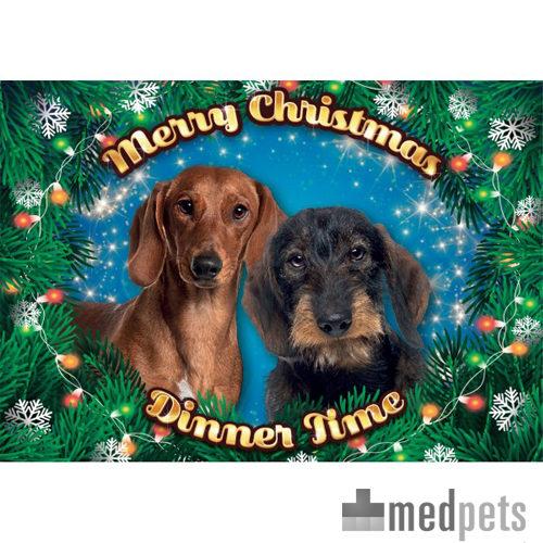 Product afbeelding van Plenty Gifts - Xmas Placemat Teckel