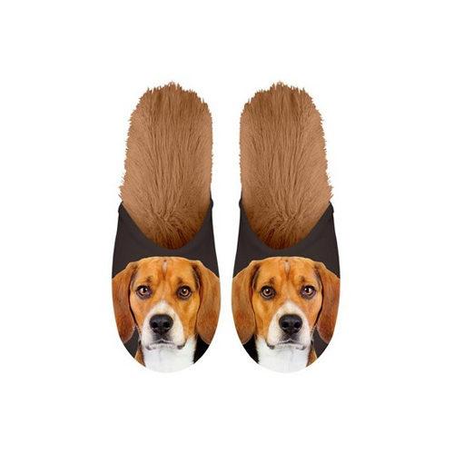 Plenty Gifts Pantoffel Beagle