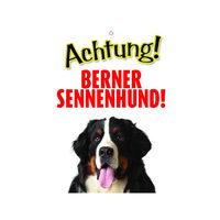 Plenty Gifts Warnschild - Berner Sennenhund