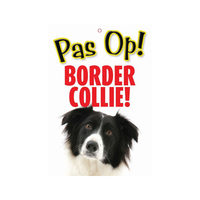 Plenty Gifts Waakbord - Border Collie