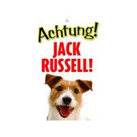 Plenty Gifts Warnzeichen - Jack Russel