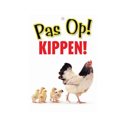 Plenty Gifts Warnschild - Hühner